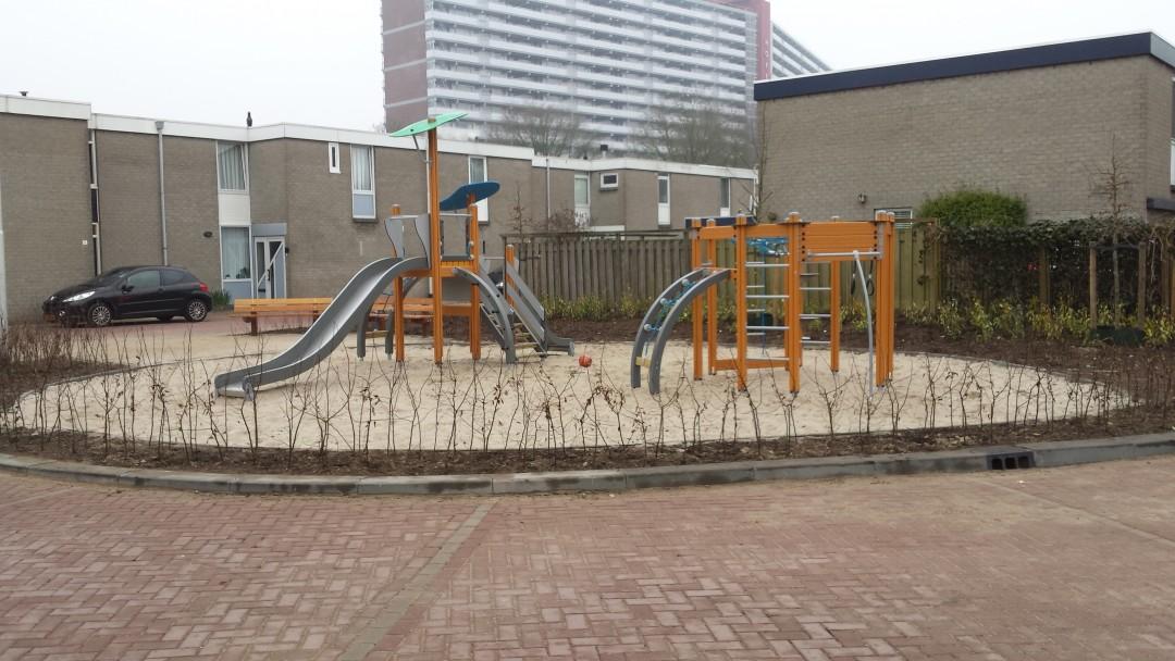 Woonwijk Tilburg